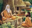 The mysticism of Upanishads & the adoration hymn to Hiranyagarbha