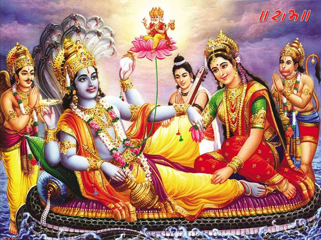 Shesh Nag Shayya Vishnu Laxmi Consort Images And