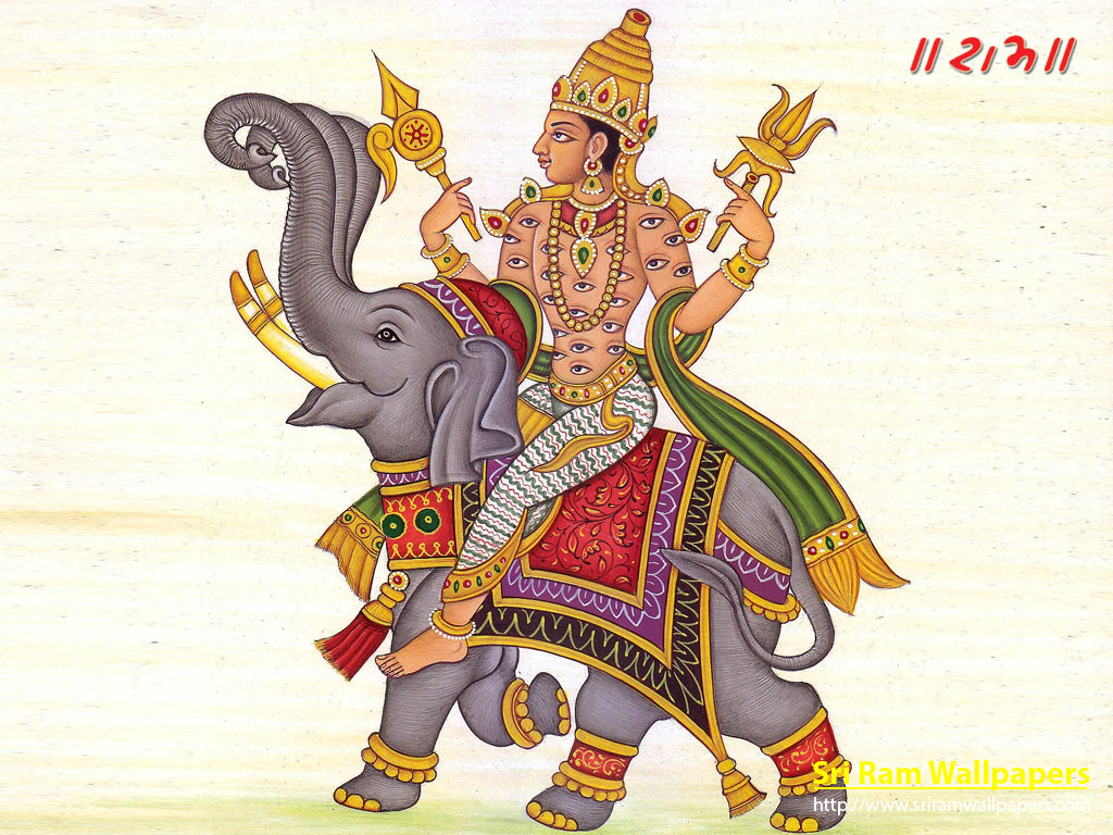 Lord Indra Images