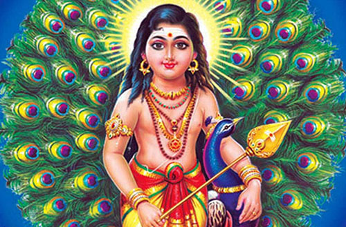 Murugan - The Warrior God
