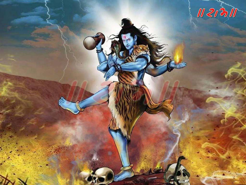 Shiv Tandav God Images And Wallpapers Shiva Wallpapers