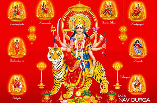 Goddess Wallpaper | Nau Durga