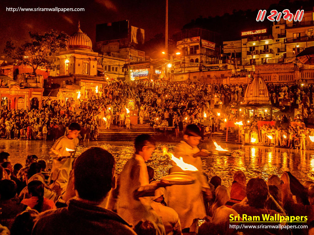 The Majestic Prayer - Holy Ganga