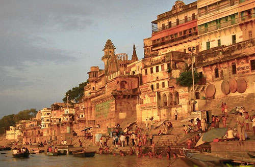The Holy Ganges