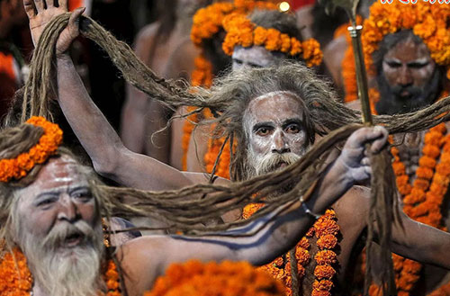 The Sages of Kumbh