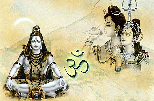 Shiva Parvati HD Wallpapers