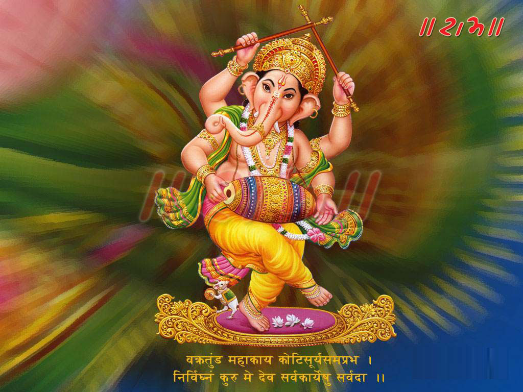 Sri Ganesh Hd Wallpapers God Images And Wallpapers Sri
