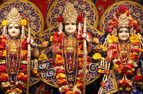 God Wallpaper | Sri Ram Darbar