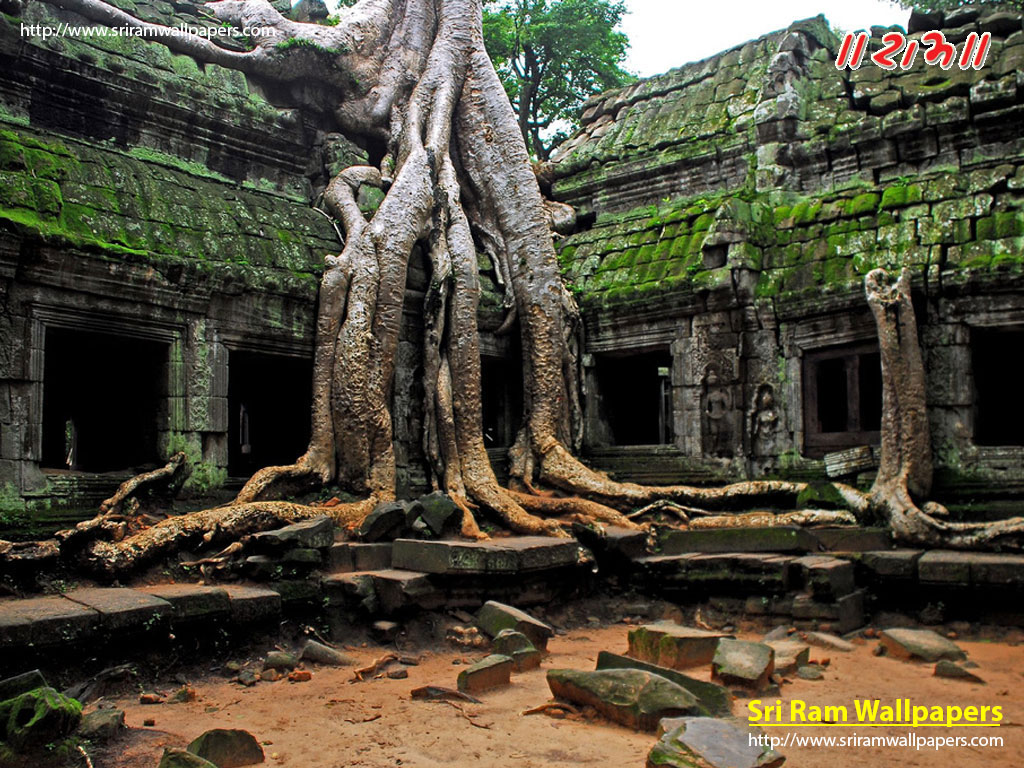 Angkor Wat, The Temple City