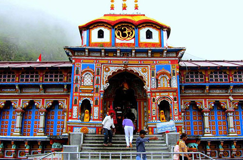 Temple Wallpaper | Badrinath image