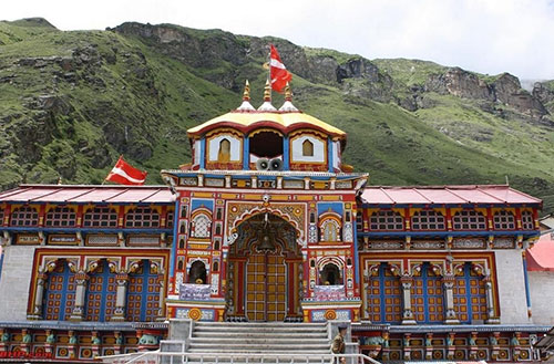 Temple Wallpaper | Badrinath temple
