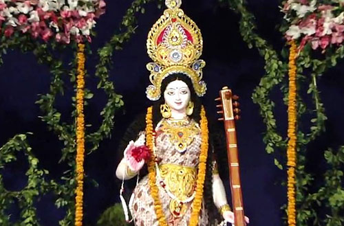 Dhakeshwari, The Goddess of Dhaka
