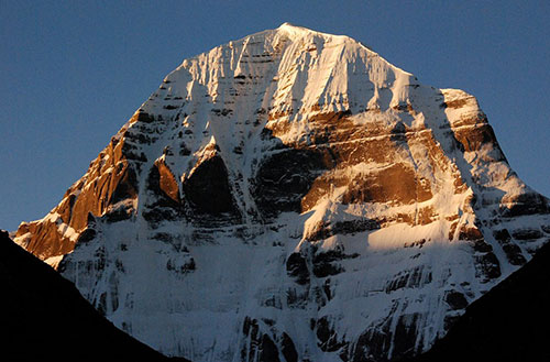 Mount kailash temple