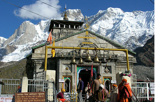 Temple Wallpaper | Kedarnath temple