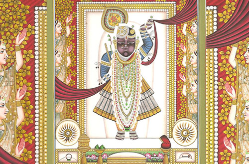 Shrinathji Paintings