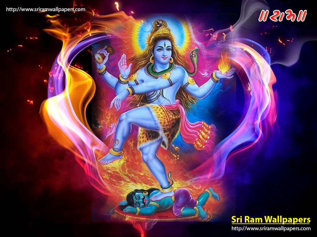 Lord Shiva defeats the ignorance Apasmara