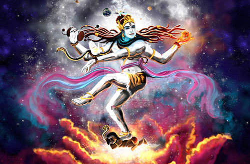 Tandav Nritya - The divine dance of Nataraj