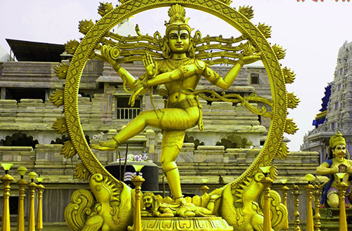 The Lord of divine dance - Nataraja
